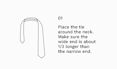 Slim Knot Step 1