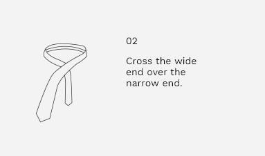 Slim Knot Step 2