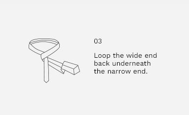 Slim Knot Step 3