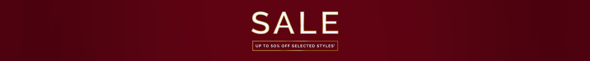 Suit Jackets Sale Banner