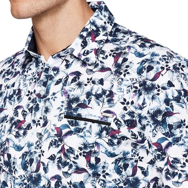 BURLINGTON, Navy Floral, hi-res