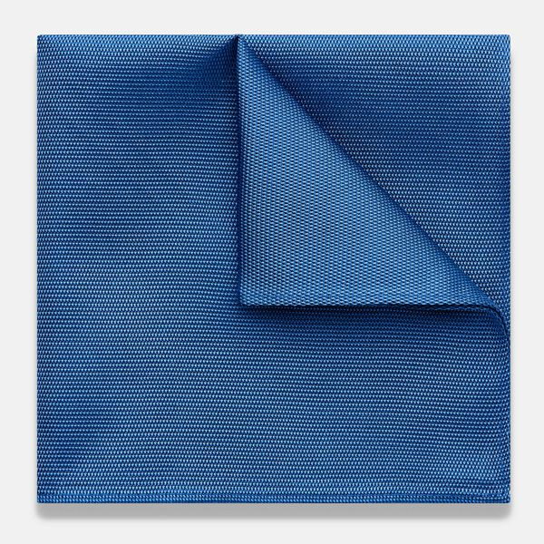 DOSIMO POCKET SQUARE, Blue, hi-res