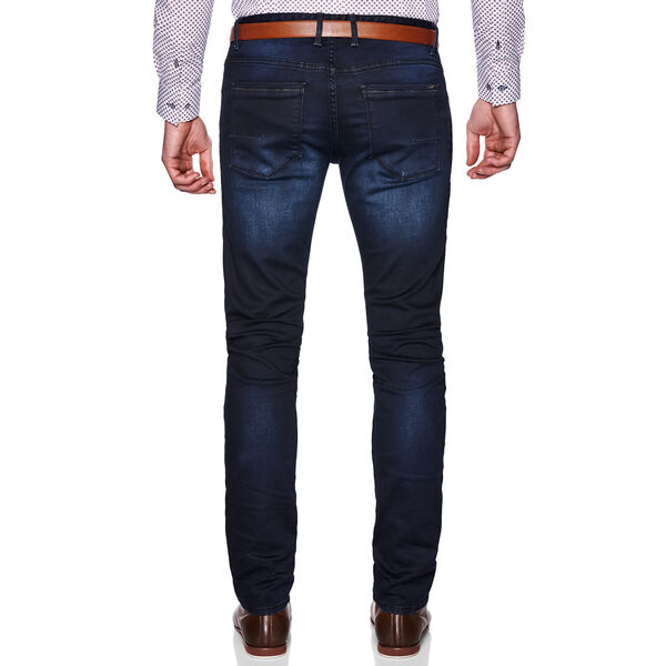 Wiley Dark Indigo Super Stretch Denim Jeans Politix