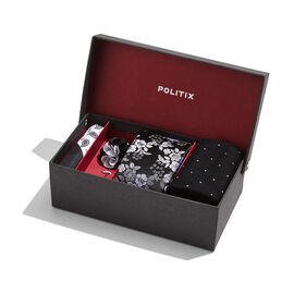 ACCESSORY GIFT BOX, Black, hi-res