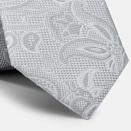 Maliik Tie, Silver, hi-res