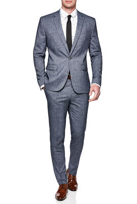 CHATSWORTH SUIT PANT, Mid Navy, hi-res