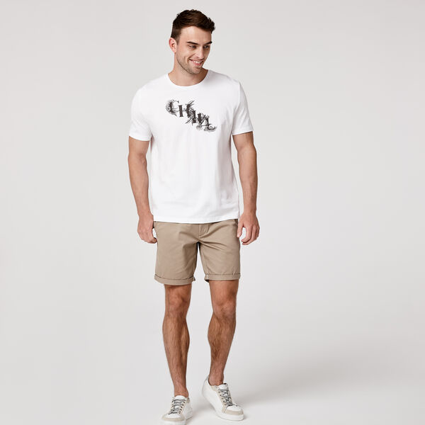 Chill T-Shirt, White/Multi, hi-res
