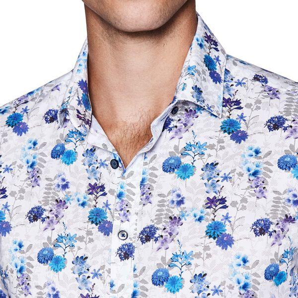 SPEAR, White/Blue Floral, hi-res