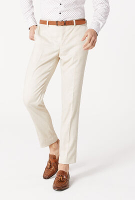 RAYNOR SUIT PANT, Natural, hi-res