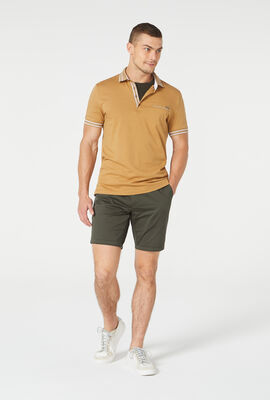 NORMAN SHORT , Dark Khaki, hi-res