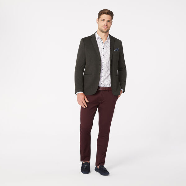 AMATO SHIRT, White/Burgundy, hi-res