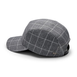 TRENTO, Grey Check, hi-res