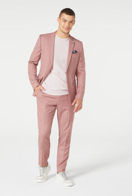 ANDREWS SUIT JACKET, Pink, hi-res