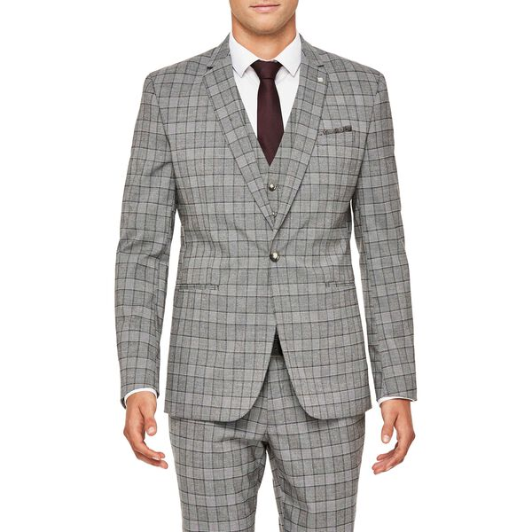 YARDLEY, Grey Check, hi-res