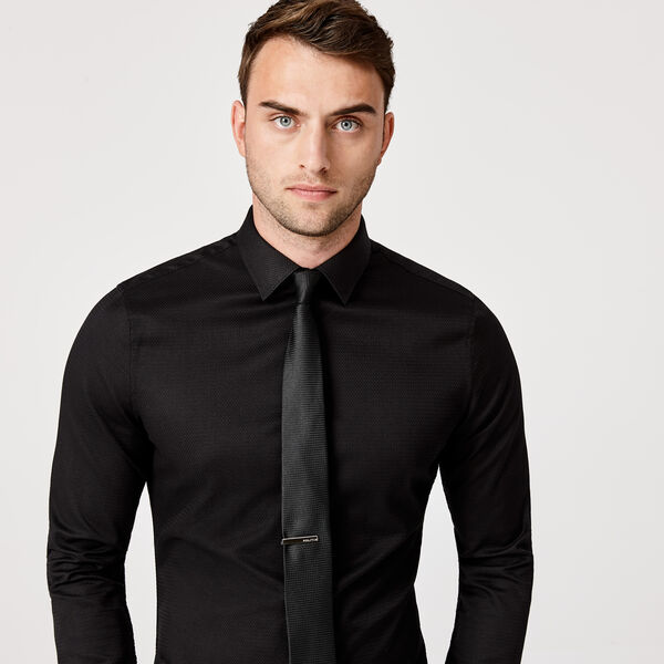 Kew Shirt, Black, hi-res