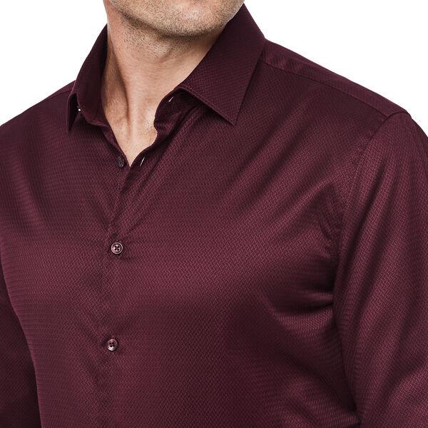 Kew Shirt, Burgundy, hi-res