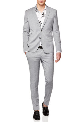 KINGSMILL SUIT JACKET, Light Grey, hi-res