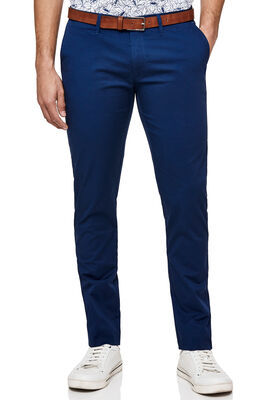 WINSOR CHINO, Bright Blue, hi-res