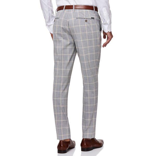 NOVE, Grey Check, hi-res
