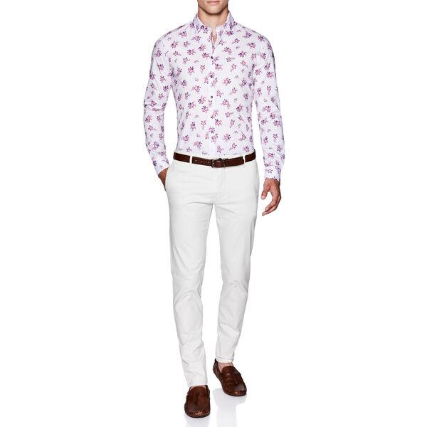 COMPTON, White/Purple, hi-res