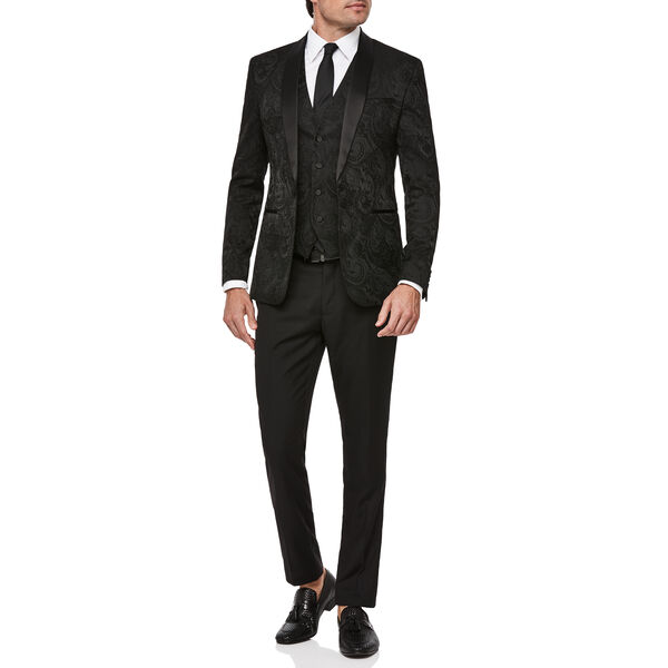 Goddington Tuxedo Jacket, Black, hi-res