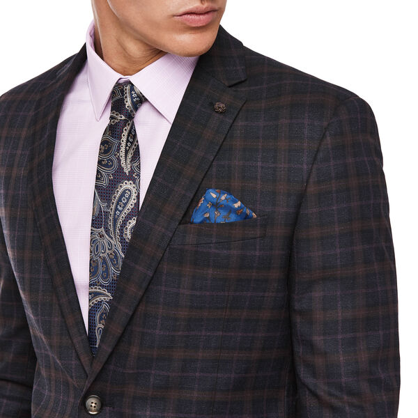 HATHERLEY SUIT, Slate Check, hi-res