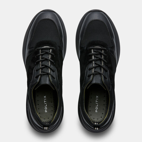 COSSATO SHOE, Black, hi-res