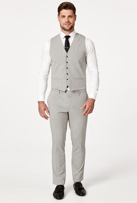 BROADLEY SUIT PANT, Houndstooth, hi-res