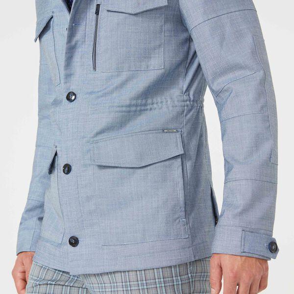 Derwin Casual Jacket, Navy, hi-res