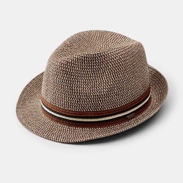Alseno Hat, Dark Tan, hi-res