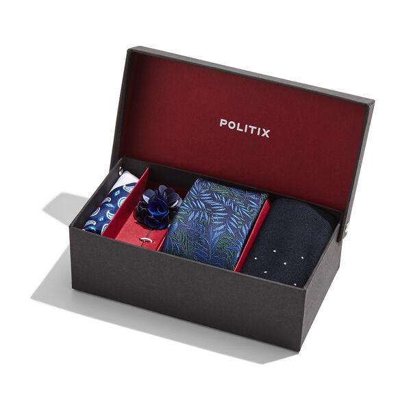 Accessory Gift Box, Blue, hi-res