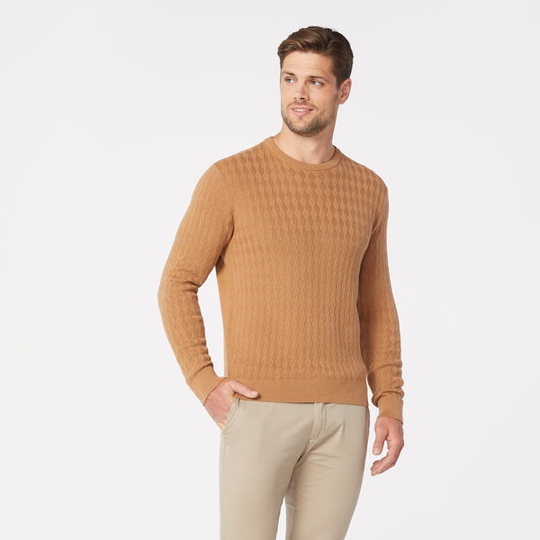 BUNDY KNITWEAR, Sand, hi-res