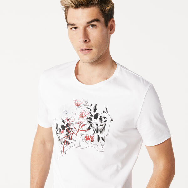 ARINGO T-SHIRT, White/Multi, hi-res