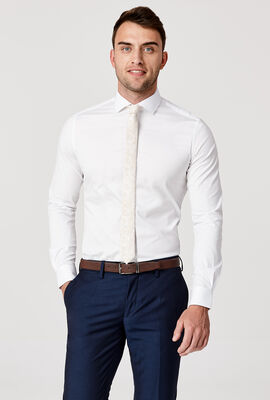JAMESON SHIRT, White, hi-res