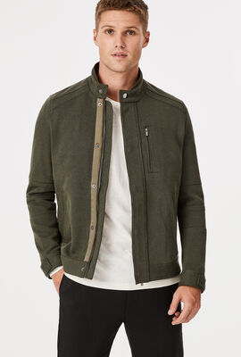 Frankston Casual Jacket, Khaki, hi-res