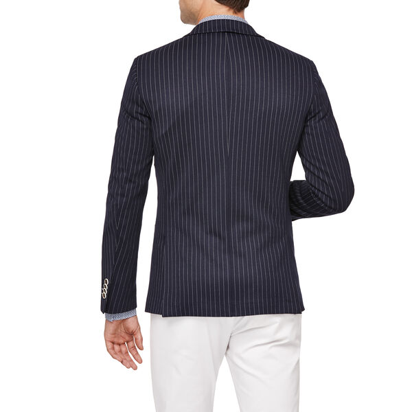 BURNEY BLAZER, Navy, hi-res