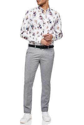 LIONE SHIRT, Multi Floral, hi-res