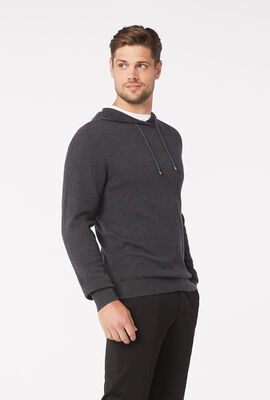 COLOMBO KNITWEAR, Charcoal, hi-res