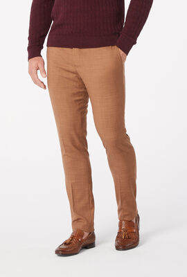 REMY SUIT PANT, Dark Tan, hi-res