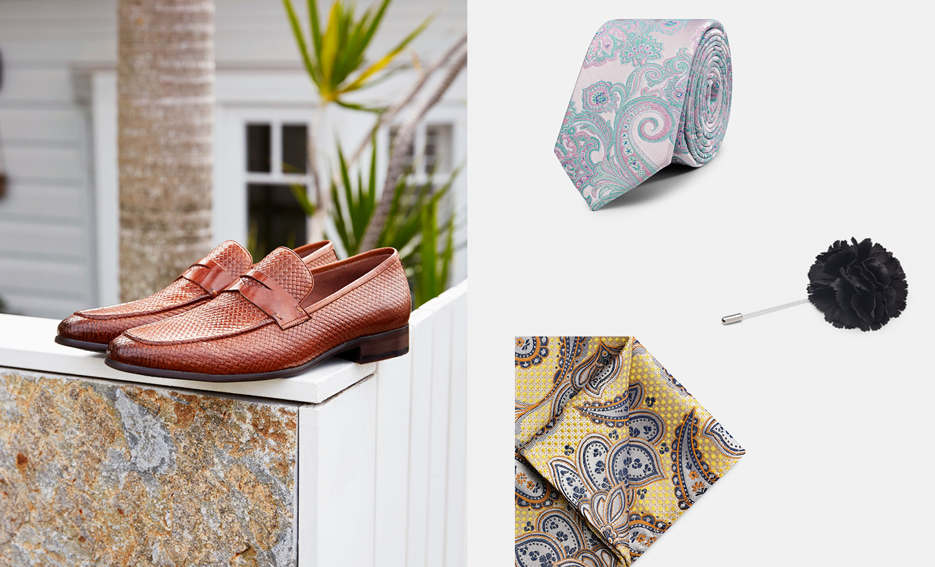Men's Fashion Accessories and Footwear