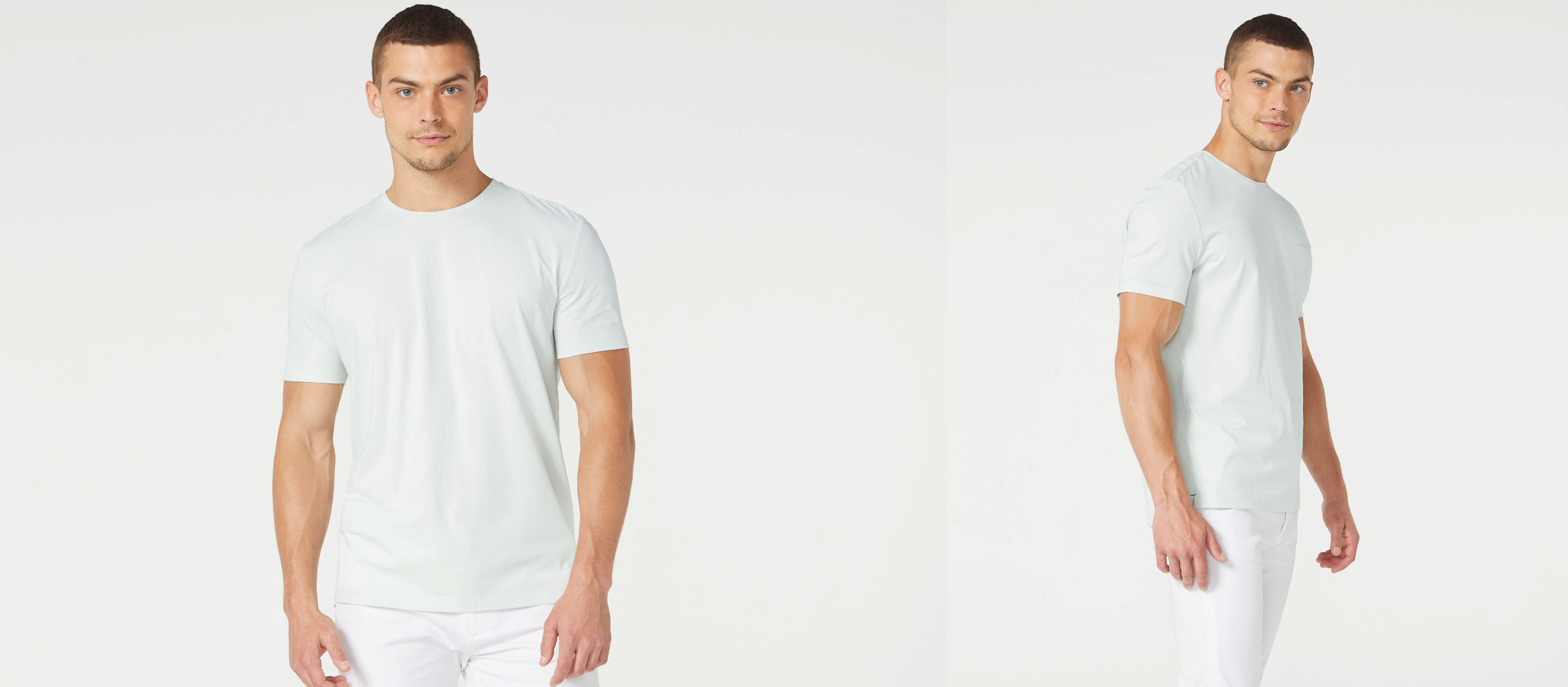 Men's Tees Style Guide