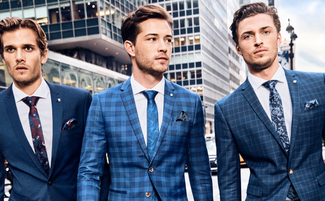 How To Suit Up For The Modern Office