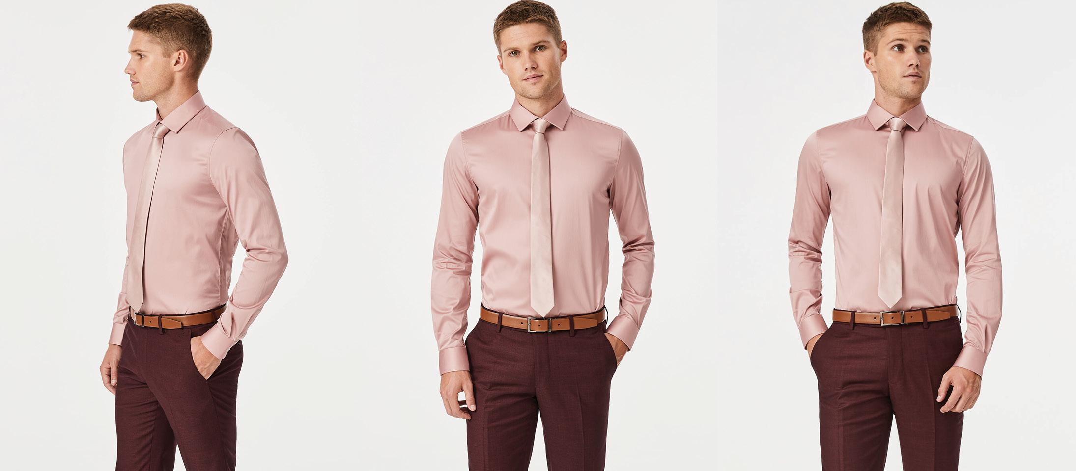 Best Mens Shirt Pink