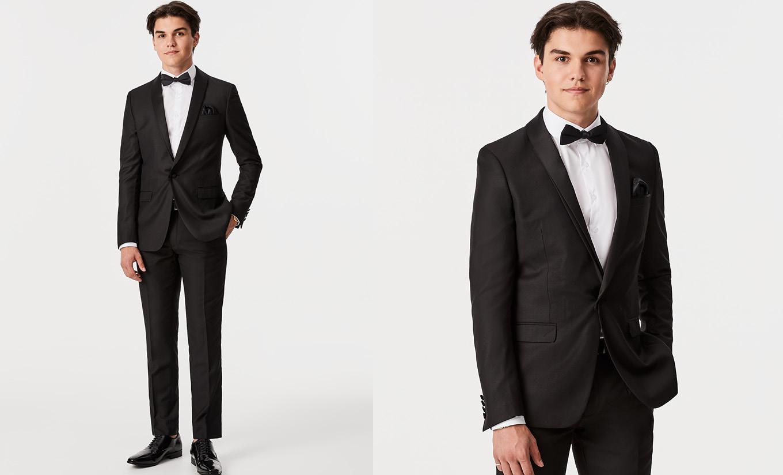 Harvey Petito classic tuxedo politix