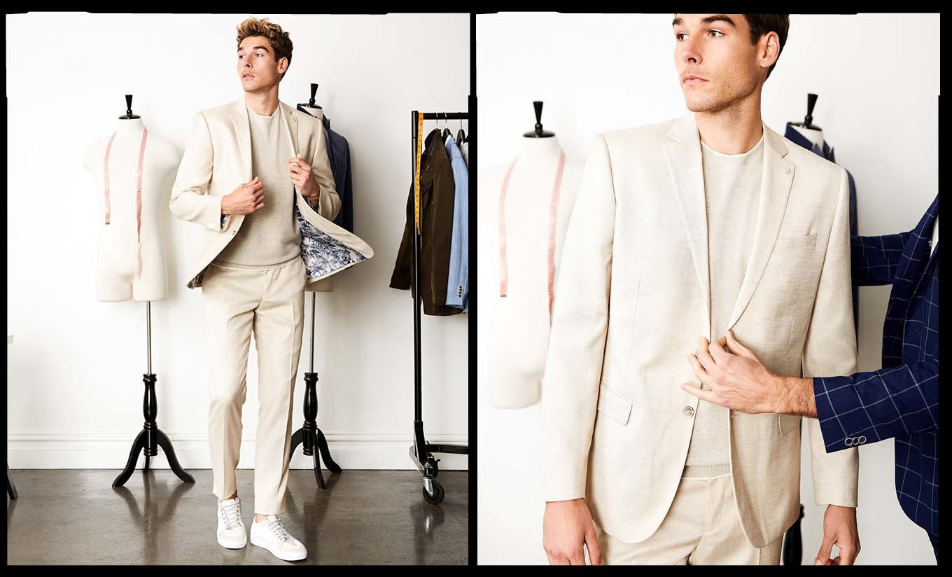 Designed By Us Tailored Suit