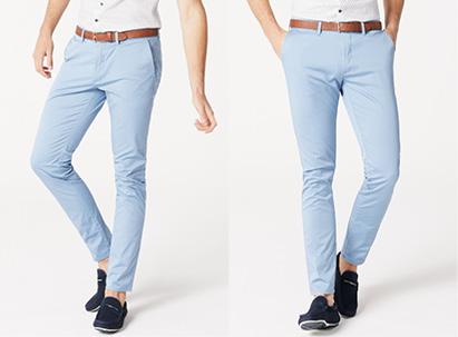 Men's Chinos Guide