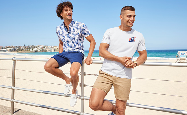 Men's Shorts Style Guide & Ideas for Summer
