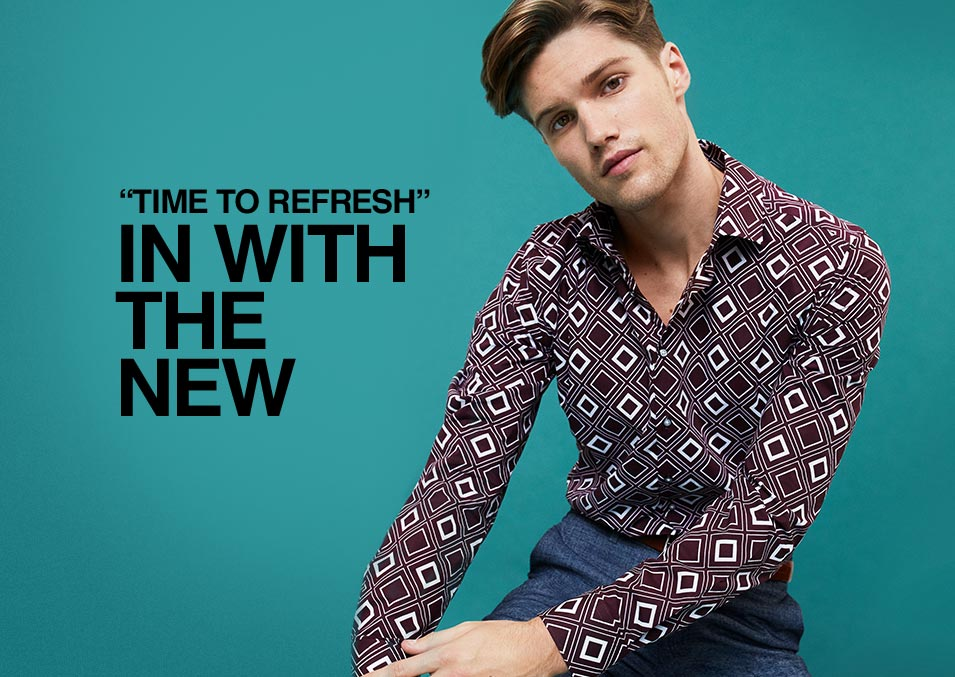 Mens New Fashion - Australia online