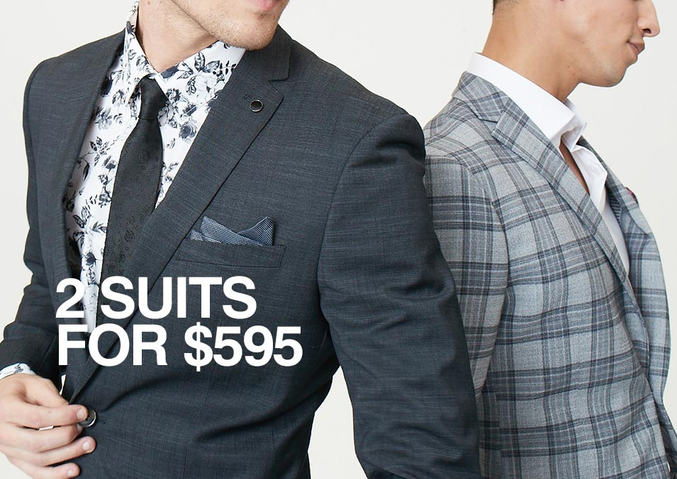 Mens Suits - Sale Fashion Australia online