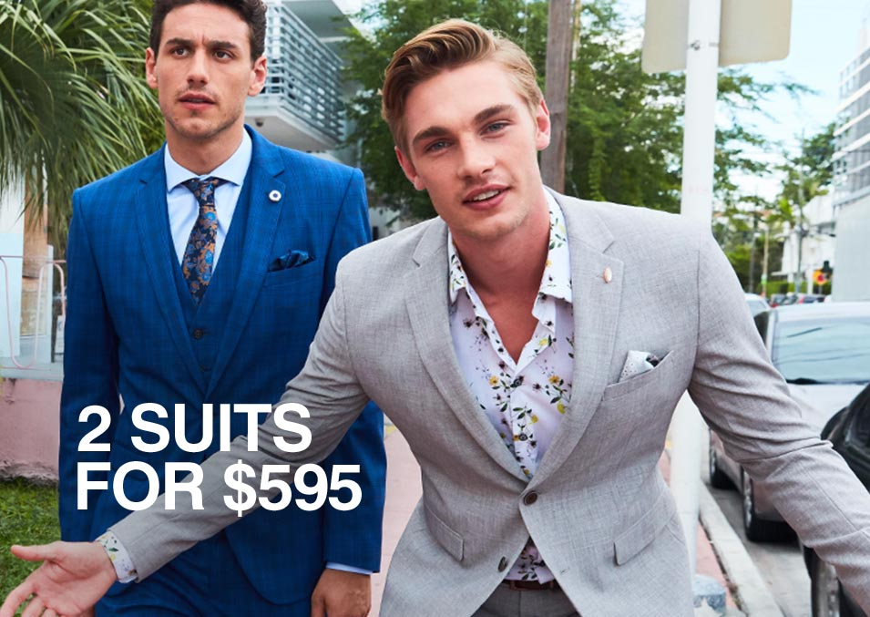 Mens Formal Suits Sale - Fashion Australia online